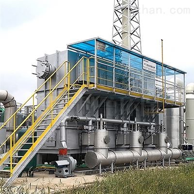 制药行业的废气处理方案