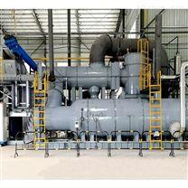 HPSC小型固废绝氧热解气化装置