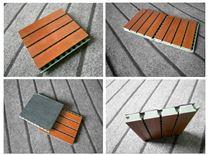 修文县装饰隔音环保木质槽木板