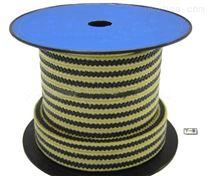 耐磨损芳纶盘根,芳纶混编黑四氟盘根供应商