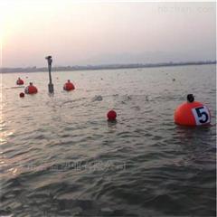 水上空心塑料浮球海上警戒线浮子