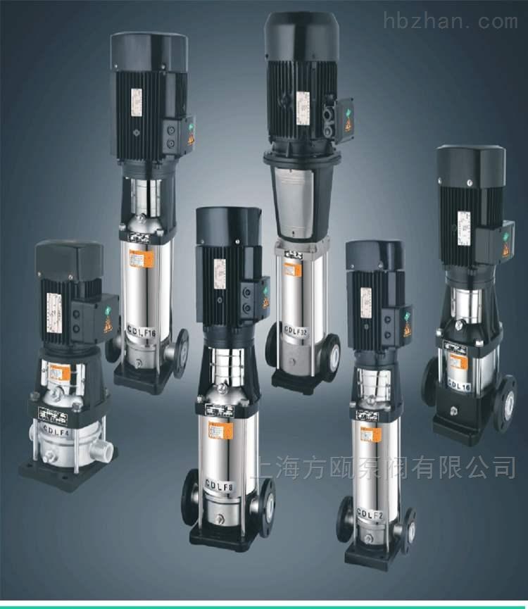 钠离子交换器增压泵