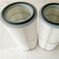 過濾碳粉用高精密覆膜粉塵濾芯廠家
