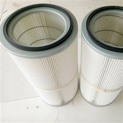 過濾碳粉用高精密覆膜粉塵濾芯