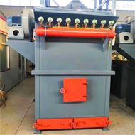 hz-825环振厂家单机脉冲布袋除尘器占地面积小