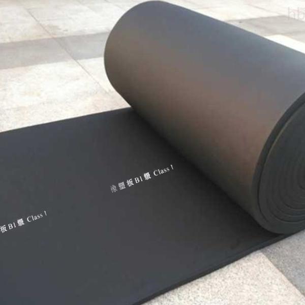 卷板、管裕美斯橡塑圣裕德橡塑价格低阻燃B1级橡塑