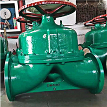 G41J-10-大口径衬胶隔膜阀
