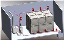 放射性废液衰变池系统厂家直销