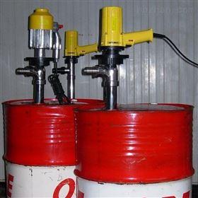 不锈钢卫生级插桶油泵