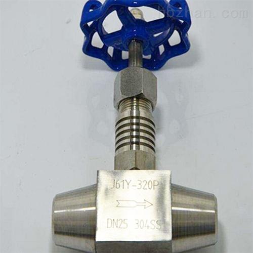 J61Y-320P-承插焊针型阀