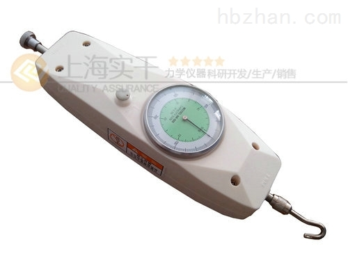 指针式推压测力计