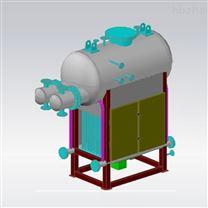 油烟复合管余热蒸汽锅炉
