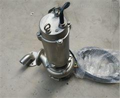 QW150-180-15-15P上海高效节能不锈钢无堵塞排污泵