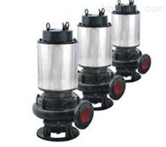 JPWQ100-100-15-7.5JPWQ为带不锈钢外套内循环冷却系统的自动搅匀排污泵。