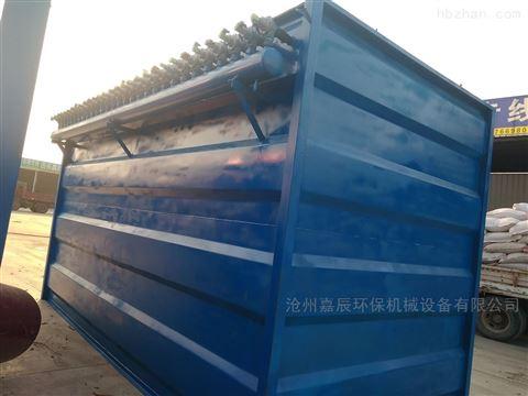 江苏徐州单机脉冲布袋除尘器搅拌站除尘设备