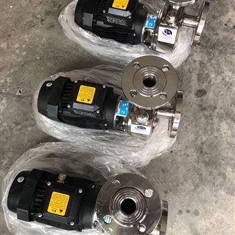 HBFX法兰式不锈钢耐腐蚀自吸泵