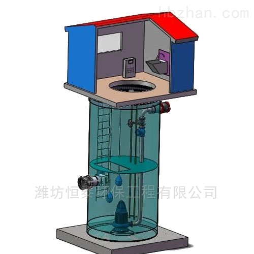 舟山市污水提升泵站的简述