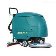 YSD-530E手推插线式洗地机工厂仓库用拖地吸干机