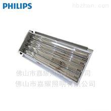 飞利浦TPS550 4X54W四管T5高天棚灯具
