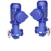 立式磁力管道泵