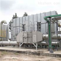 上海科盈环保RTO工业挥发气体处理工程方案