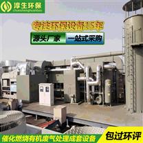 厂家直销催化燃烧设备废气处理成套设备
