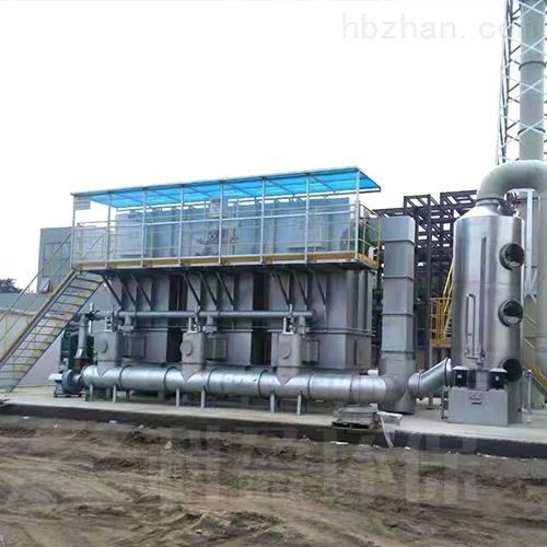 RTO蓄热式高温裂解氧化炉