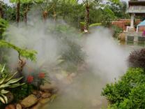 重庆景观造雾系统