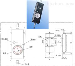 指针式拉压测力计SN-30型
