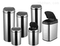 不锈钢垃圾桶无盖 垃圾箱宾馆定做
