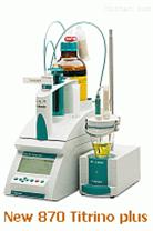 瑞士万通Metrohm 870精锐plus实用型容量法卡氏水分测定仪