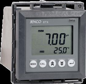 JENCO 6TXPH/ORP 两线制变送器 6TX