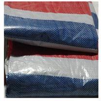 全新料加厚覆膜彩条布产品作用