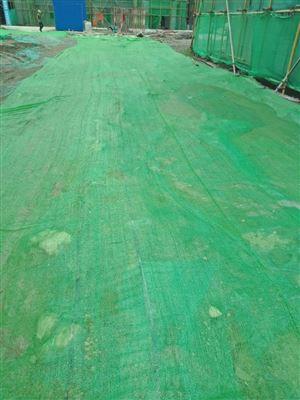 8米--50米工地土方防尘网 6针2000目盖土网