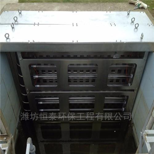 广州市明渠式紫外线消毒设备