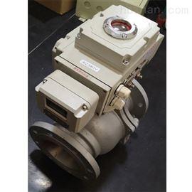 Q941F-25C智能一体化电动球阀 调节型电动法兰球阀