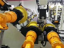 纸箱自动码垛机,工业码垛设备机器人