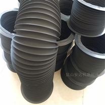 圆筒式液压油缸防护罩