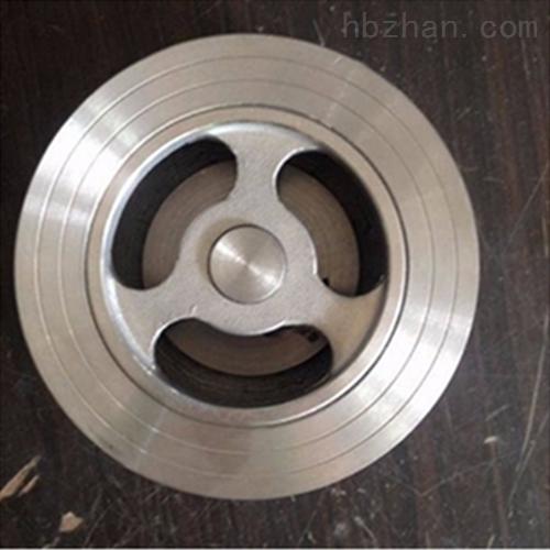 H71W-16P不锈钢对夹式止回阀