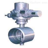 D963H电动对焊式蝶阀