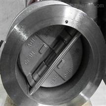 H76H-硬密封对夹式止回阀