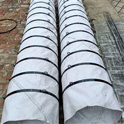 电厂散装机伸缩除尘帆布布袋