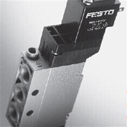 費斯托FESTO電磁閥02型閥島用,MVH-5-1/8-B-VI-X