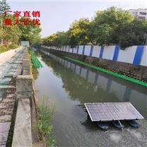 太阳能深度复氧机,河道水体净化装置