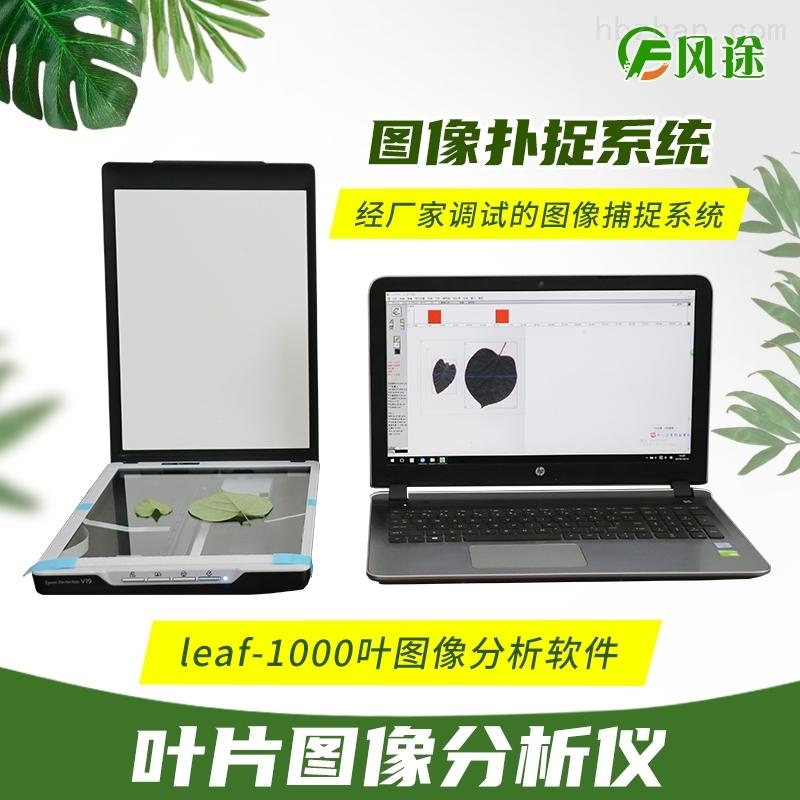 植物叶片图像分析系统