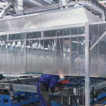 企业废气处理 工厂 专业生产 室内净化空间