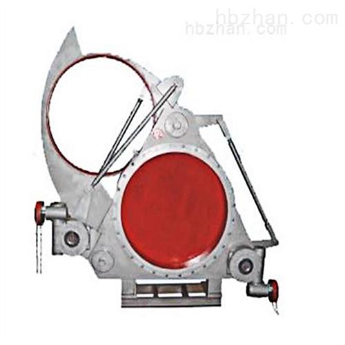 F743X液动盲板阀