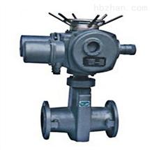 GJ941X-6-铸铁电动管夹阀