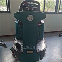大型工业驾驶式洗地车 广场公园地面清洗机