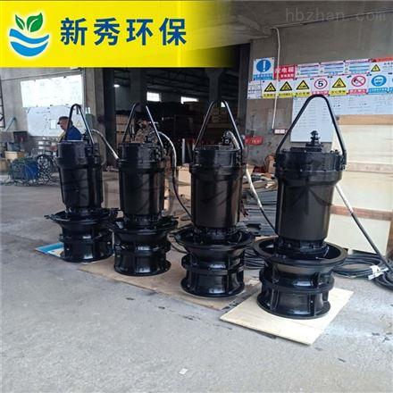 ZQB轴流泵型号及参数